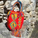 Colombian Wayuu Mochila Bag