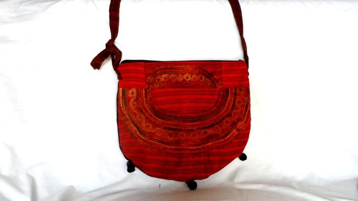 Handmade Guatemalan Huipil Bag